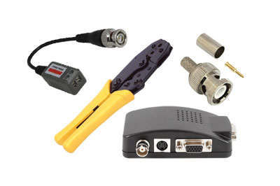 Connectors & Tools