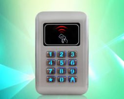 Outdoor Standalone RFID Card Access Control System