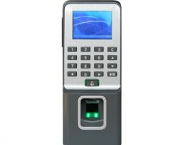 FINGERPRINT & RFID READER