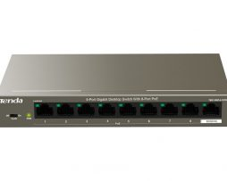 9 Port Gigabit Desktop Switch with 8 Port PoE