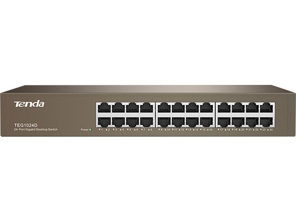 24 Port 10/100/1000 Gigabit Ethernet Switch
