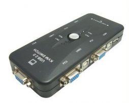 4Port USB KVM Switch