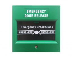 Emergency Door Release Button