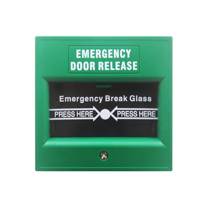 Emergency Door Release Button