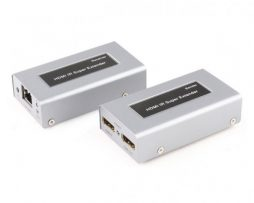 60m HDMI Single Port Extender over CAT6