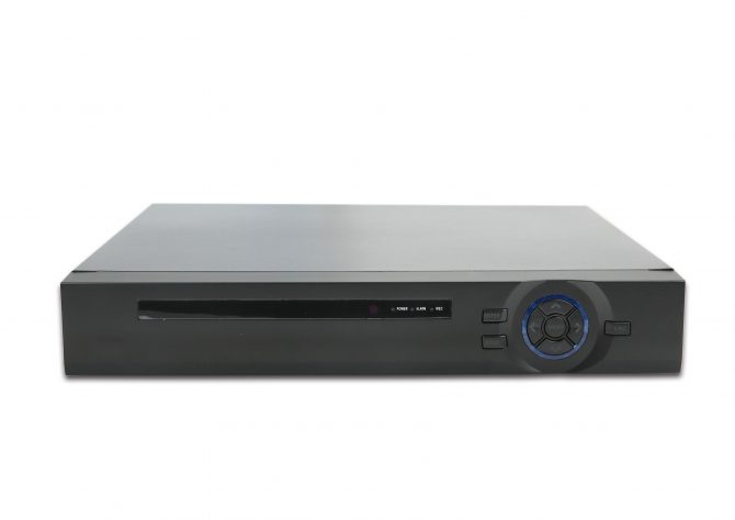 4 Channel Rivolt Full HD NVR