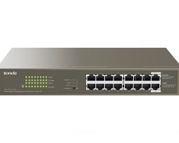 16 Port Smart PoE Switch 150W Gigabit