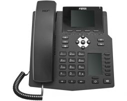 Fanvil 4SIP Enterprise VoIP Phone 30 DSS Keys