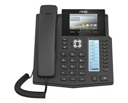 Fanvil 6SIP Gigabit High-end Enterprise Desktop VOIP Phone 40 DSS Key