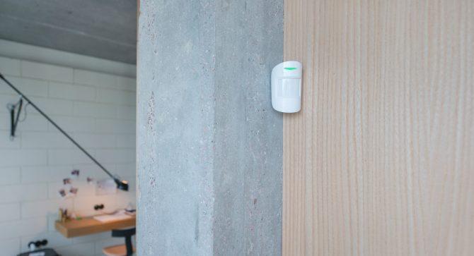 Motion Protect Plus Indoor PIR Ajax Alarm AJ-PIR5328, AJ-PIR8227P