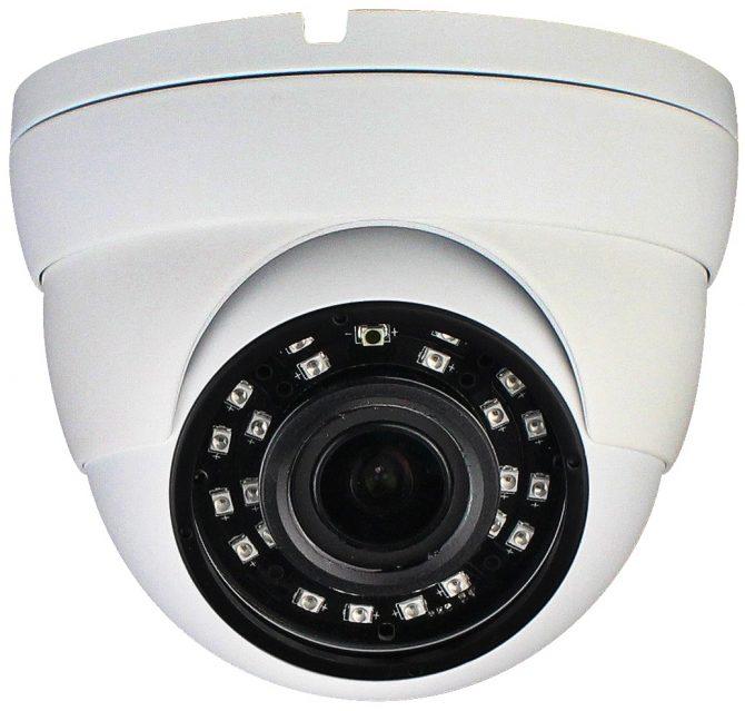 5MP HDCVI RIVOLT Dome Camera