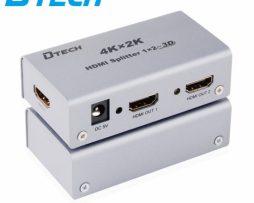 1 TO 2 HDMI Splitter 4K*2K