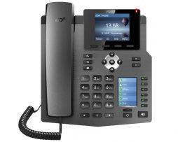 Fanvil 4SIP Gigabit PoE VoIP Phone Fanvil 4SIP Enterprise VoIP Phone PoE